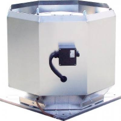 Systemair DVV-EX 1000D8 Вентилятор